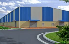 67000 sq.ft Find Warehouse in Kathwada