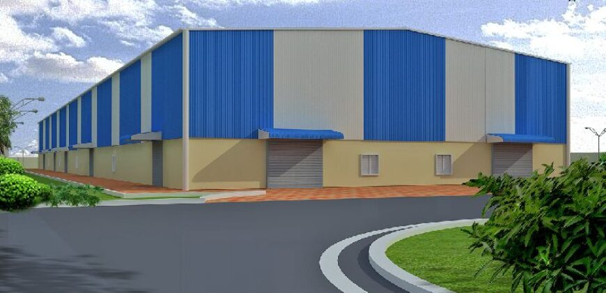 67000 sq.ft | Find Warehouse in Kathwada