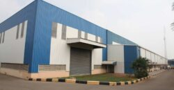 20000 sq.ft Find Best Industrial Shed in Adalaj