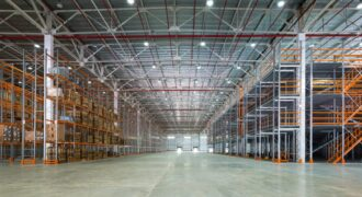 30000 sq.ft to 100000 sq.ft Find Best Industrial Shed in Aslali