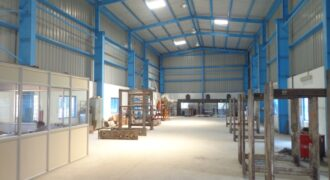 52000 Sq ft Factory for lease in Sanand Ahmedabad