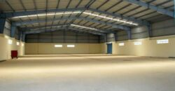 100000 Sq ft Industrial Shed for rent in Sanand Ahmedabad